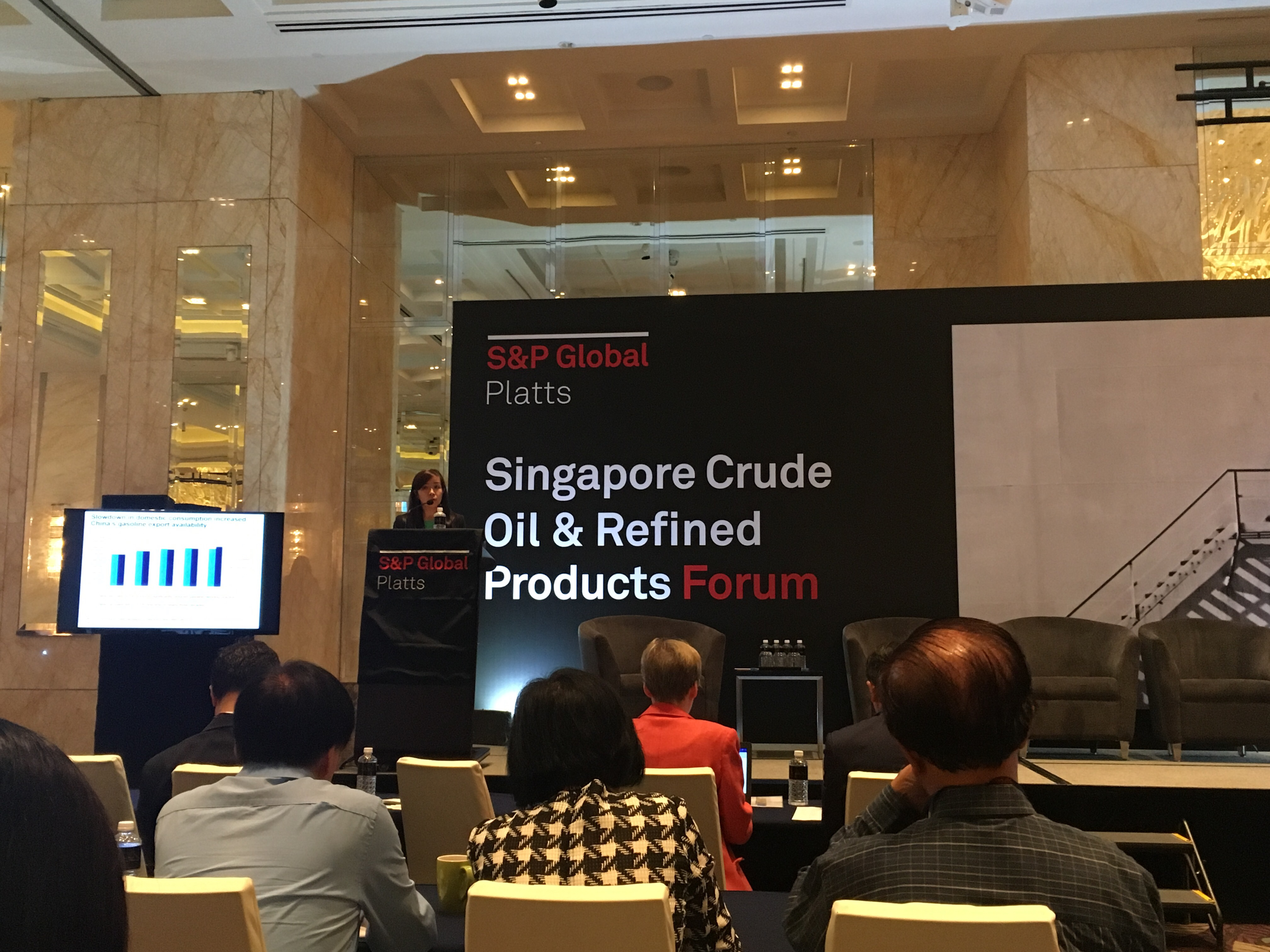 Singapore Crude Oil & Refined Products Forum – EMTAC 昂腾国际